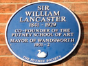 Lancaster, Sir William (id=2625)
